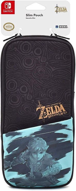 Аксессуар Hori Slim Pouch The Legend of Zelda: Breath of the Wild Edition