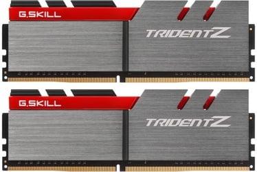 G.SKILL Trident Z 16GB 3200MHz CL16 DDR4 KIT OF 2 F4-3200C16D-16GTZB
