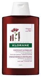 Šampūns Klorane Strengthening & Revitalizing, 400 ml