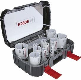 Bosch 2608594186 Heavy Duty Carbide Holesaw Set 13pcs