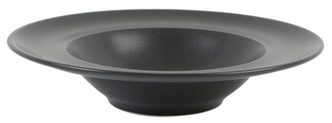 Porland Seasons Pasta Plate D26cm Black