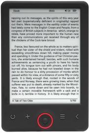 Elektroninė knygų skaityklė Denver EBO-620, 4 GB