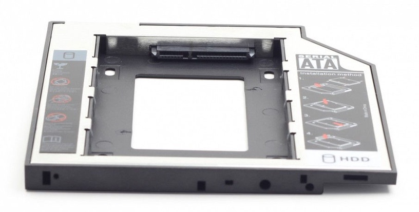 """Gembird Mounting Frame for HDD 5.25""""/2.5"""" Slim MF-95-01"""
