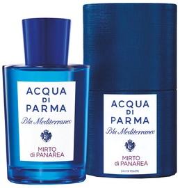 Tualetes ūdens Acqua Di Parma Blu Mediterraneo Mirto di Panarea 150ml EDT Unisex