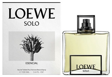 Tualetes ūdens Loewe Solo Esencial 100ml EDT New Design