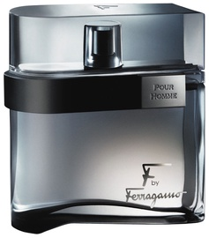 Salvatore Ferragamo F by Ferragamo Pour Homme Black 50ml EDT
