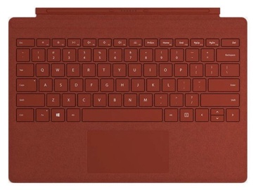 Microsoft Surface Pro Type Cover Poppy Red