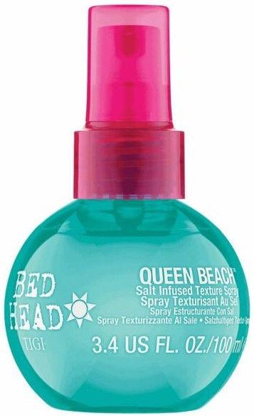 Tigi Bed Head Queen Beach Salt Infused Texture Spray 100ml
