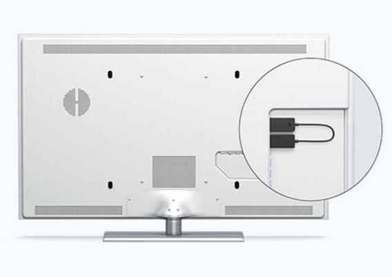 Microsoft Wireless Display Adapter USB to HDMI Black 0.30m