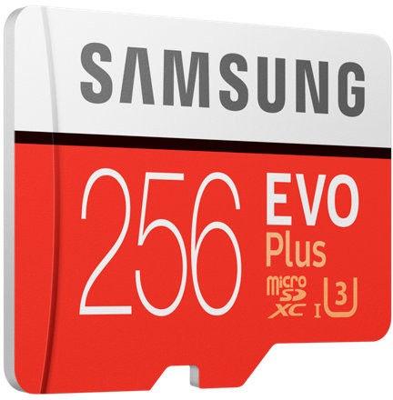 KORT ATMINT 256GB EVO+ SMS MB-MC256GA (SAMSUNG)