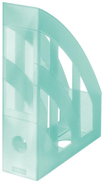 Herlitz Vertical Document Tray Pastel Green
