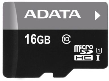 A-Data 16GB Micro SDHC Premier UHS-I Class 10