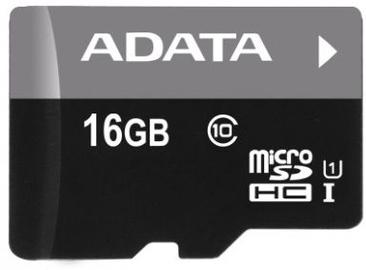 Adata 16GB Micro SDHC Premier UHS-I Class 10