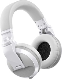 Pioneer HDJ-X5BT Over-Ear Bluetooth DJ Headphones White