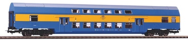 Piko Double-Deck Carriage 2nd Class PKP Bdhpumn VI 97086