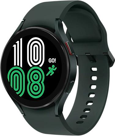 Nutikell Samsung Galaxy Watch 4 LTE 44mm, roheline