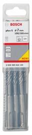 Bosch Hammer Drill Bit SDS+5 Set 7mm 10pcs