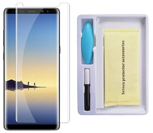 Mocco UV Screen Protector Full Cover + Eco Glue + Lamp For Samsung Galaxy S10