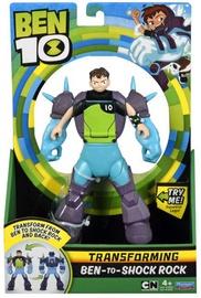 Playmates Toys Ben To Shock Rock Transforming Figure 76692