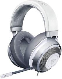 Žaidimų ausinės Razer Kraken Mercury White