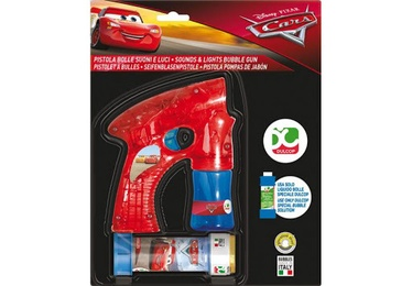 Dulcop Disney Cars Bubble Gun 500.092518