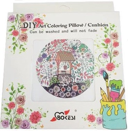 Avatar DIY Art Coloring Pillow