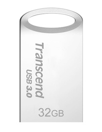 USB atmintinė Transcend JetFlash 710 Metallic, USB 3.0, 32 GB