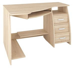 ML Meble Corner Writing Desk Jocker Sonoma Oak