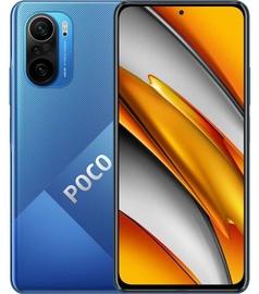 Мобильный телефон Xiaomi Poco F3 5G, синий, 6GB/128GB