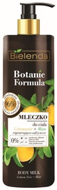 Bielenda Botanic Formula Lemon Tree + Mint Body Milk 400ml