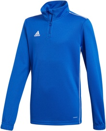 Adidas Core 18 Training Top JR CV4140 Blue 164cm