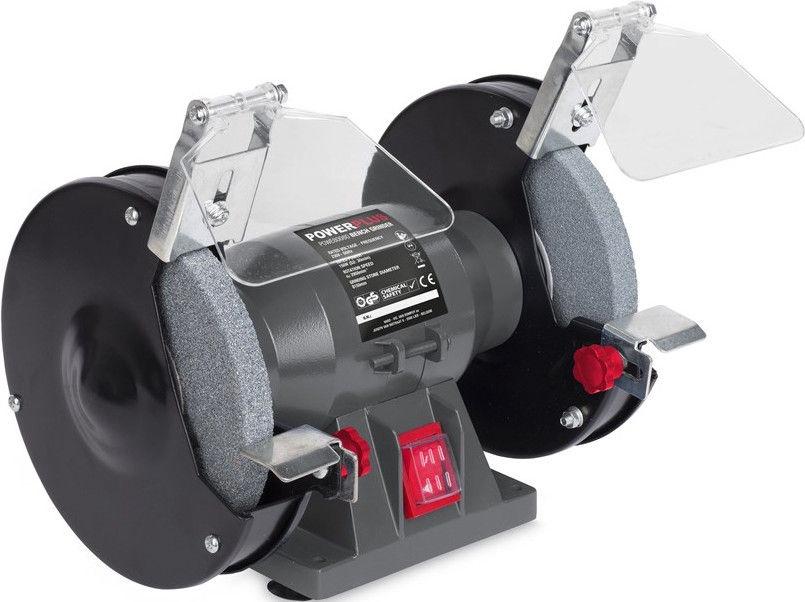 Powerplus POWE80080 Bench Grinder