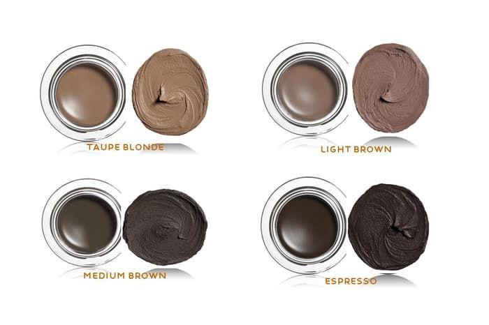 E.l.f. Cosmetics Lock On Liner and Brow Cream 5.5ml Light Brown