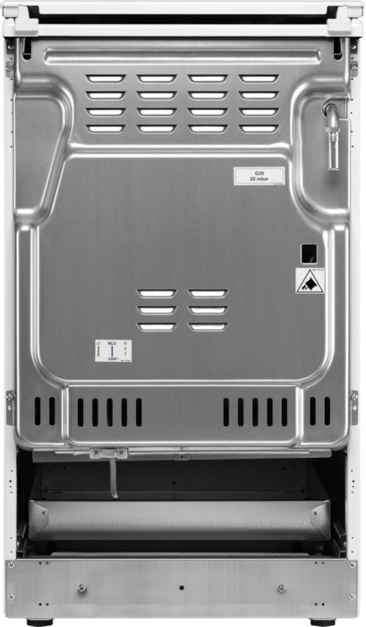 Dujinė viryklė Electrolux EKG51152OW