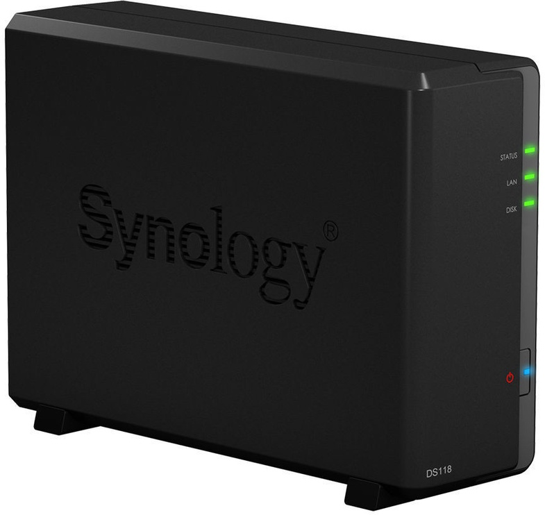Synology DiskStation DS118 1TB Iron Wolf