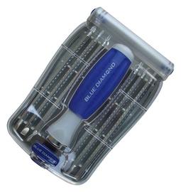 Skrūvgriezis ar uzgaļu komplektu VG026, 12gab.