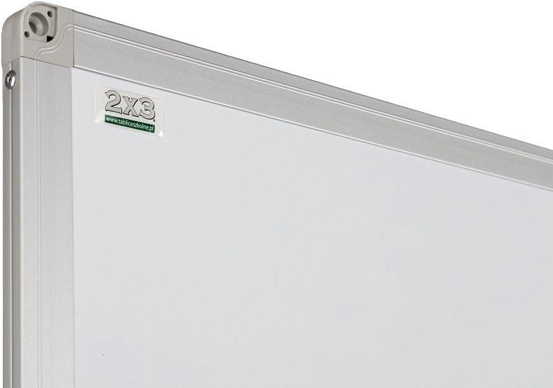 2x3 TSU 1710 Dry-Wipe Board Aluminium Frame