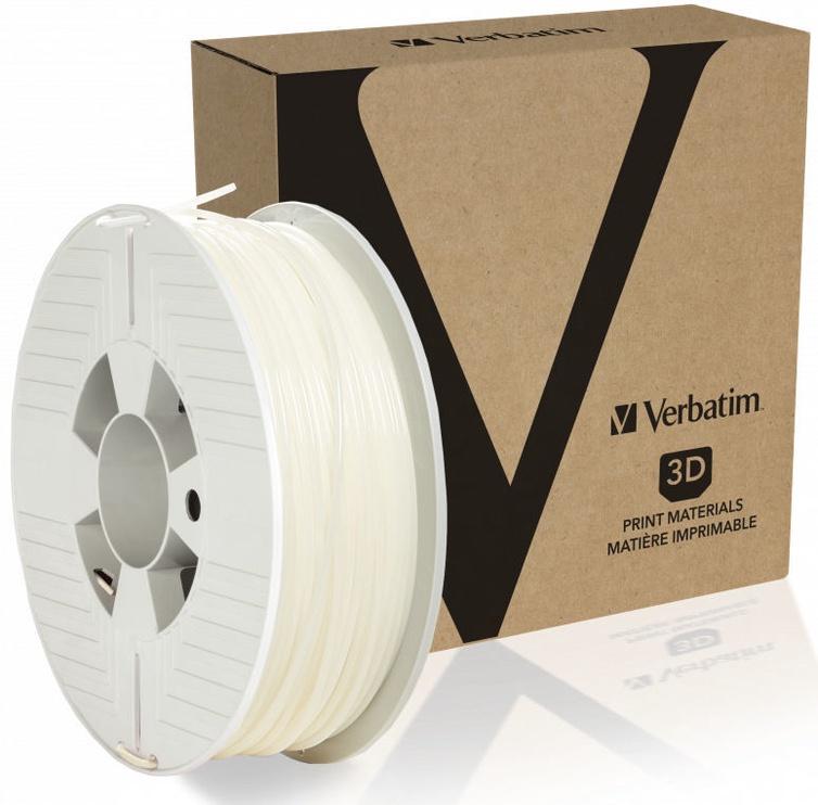 Расходные материалы для 3D принтера Verbatim 55035, 396 м, прозрачный