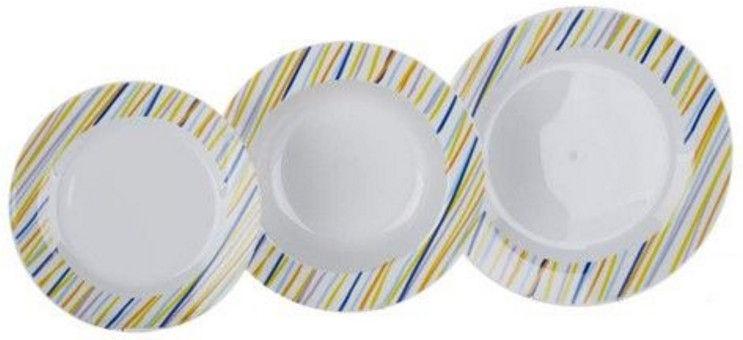 Banquet Optica Dinner Set 18pcs