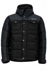Marmot Mens Fordham Jacket Black XL