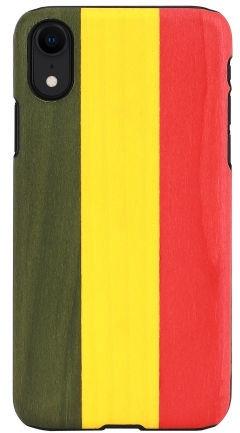 Man&Wood Reggae Back Case For Apple iPhone XR