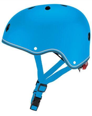 Шлем Globber Go Up Lights 506-101, синий, 450 - 510 мм