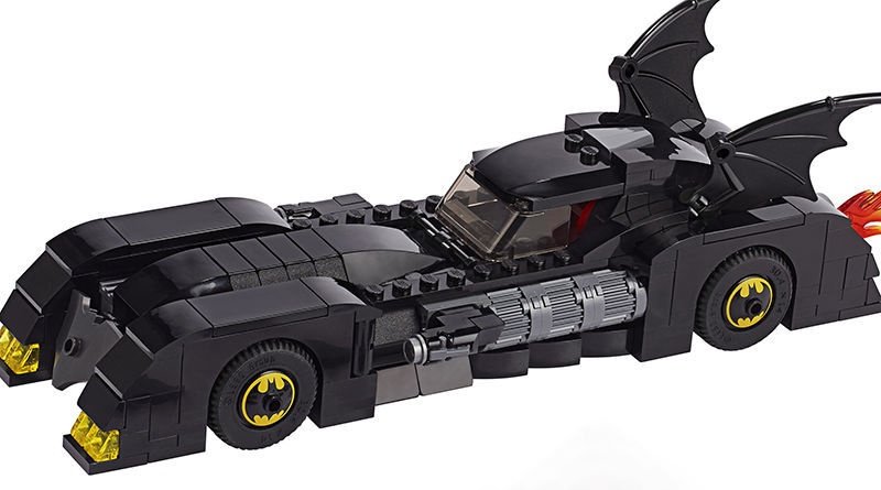 Konstruktor LEGO®Super Heroes 76119 Batmobile™: Jokker™-i tagaajamine