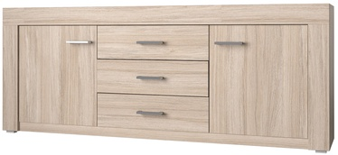 Idzczak Meble Tienen 04 Chest Of Drawers 230 Sonoma Oak