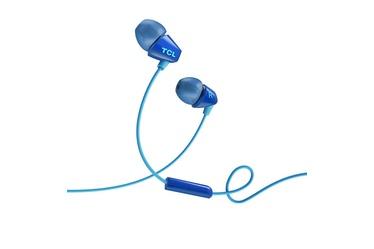 Ausinės TCL SOCL100BL-EU In-Ear, mėlynos