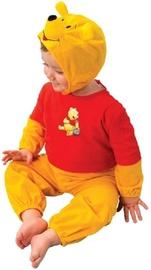 Kostīms Rubies The Pooh Classic Costume, sarkana/oranža