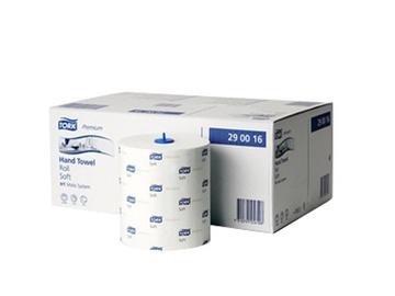 Popierinis rankšluostis Tork Premium Matic, 2 sl., H1
