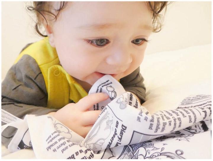 "Mänguasi Ajaleht ""Baby Newspaper"""