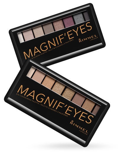 Rimmel London Magnif'Eyes Eye Contouring Palette 7g 01