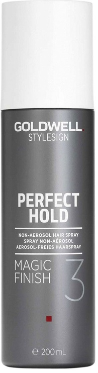Matu laka Goldwell StyleSign Non-Aerosol Magic Finish, 200 ml